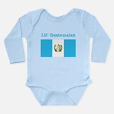 Guatemalan Infant Bodysuit Body Suit
