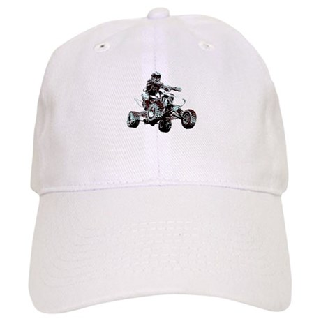 ATV Racing Cap