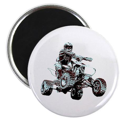 "ATV Racing 2.25"" Magnet (10 pack)"