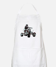 ATV Racing BBQ Apron