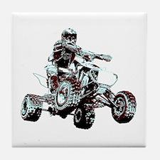 ATV Racing Tile Coaster