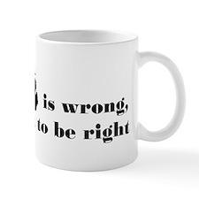 If Loving Michigan... Mug