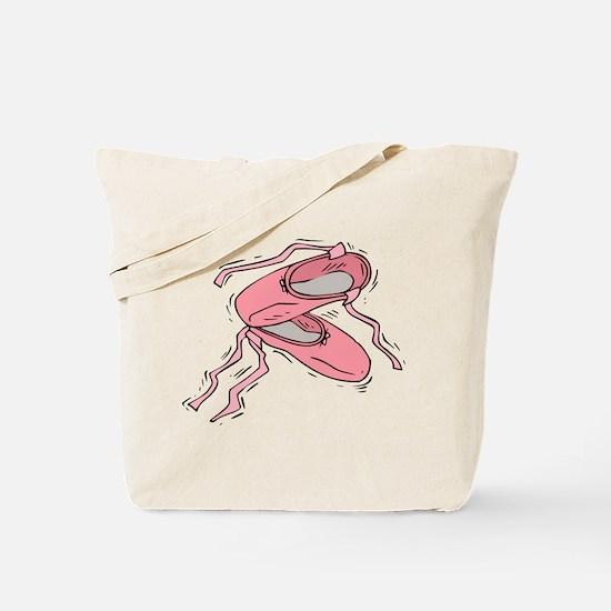 BALLET SHOES [2] Tote Bag