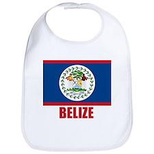 Belize Flag Bib
