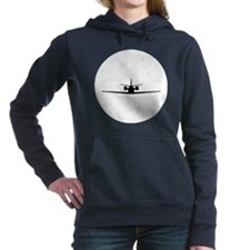 Cessna Citation Excel (front) Hooded Sweatshirt