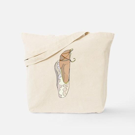 BALLET SHOES [1] Tote Bag