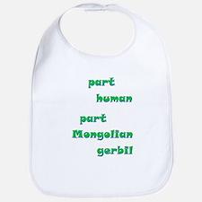 Mongolian Gerbil Bib