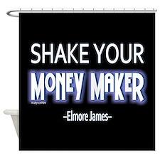 Money Maker Shower Curtain