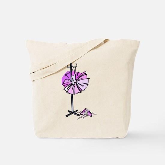 BALLET [21] Tote Bag