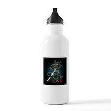 Dragon Katana01 Water Bottle