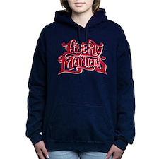 The NSA Ladies Hooded Sweatshirt