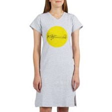 Piper J3 Cub Women's Nightshirt