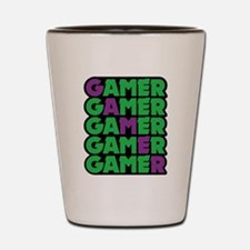 Gamer Shot Glass
