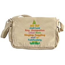 Elf Occupations Messenger Bag