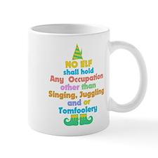 Elf Occupations Mug