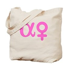 Cute Female sexuality Tote Bag