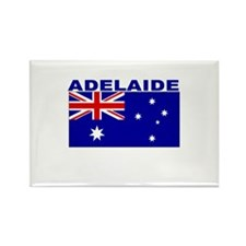 Adelaide Rectangle Magnet