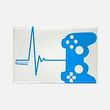Gamer Heart Beat Magnets