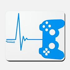 Gamer Heart Beat Mousepad