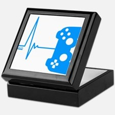 Gamer Heart Beat Keepsake Box