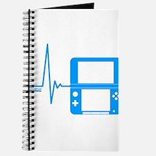 Gamer Heart Beat Journal