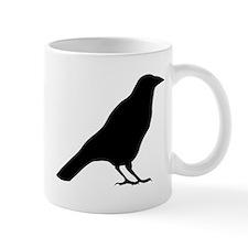 Crow Silhouette Mugs