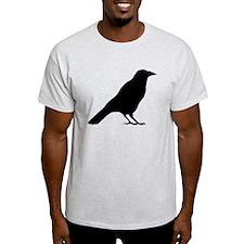 Crow Silhouette T-Shirt