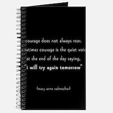 Journal Courage Journal