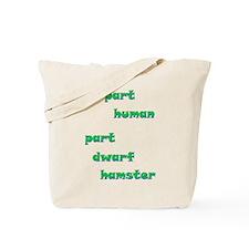 Dwarf Hamster Tote Bag
