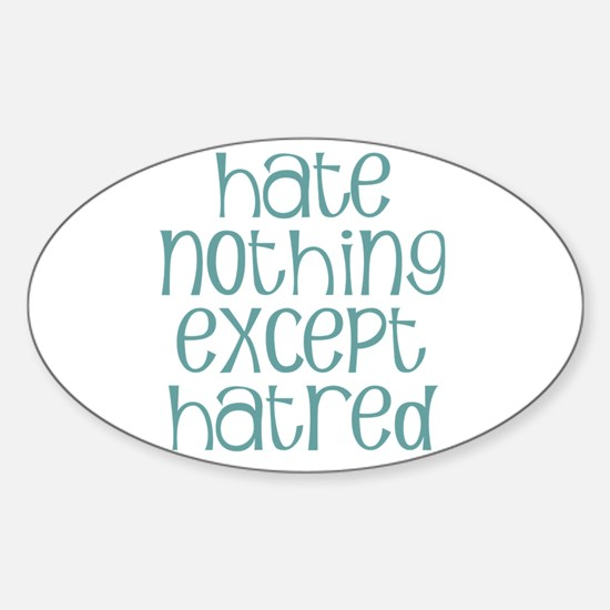 Hate Decal