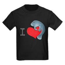 I heart manatees T
