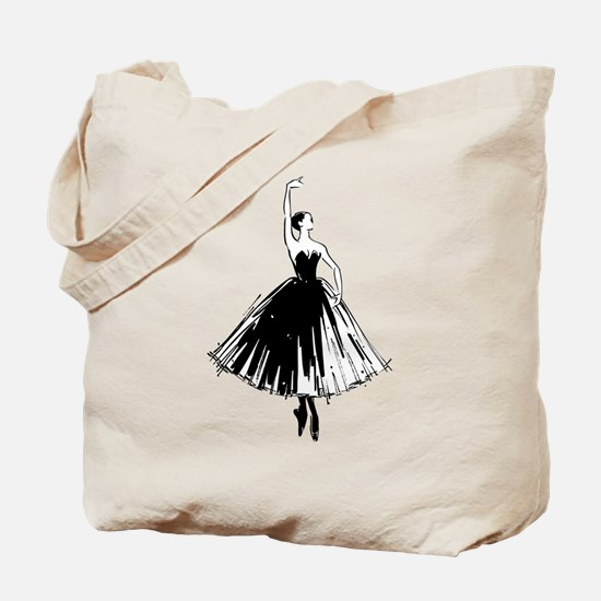 BALLET [17] Tote Bag