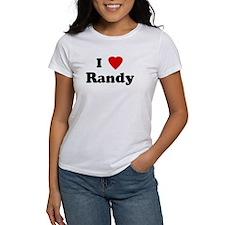I Love Randy Tee