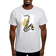 Jazz Sax T-Shirt