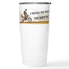 Cute Humor chick Travel Mug
