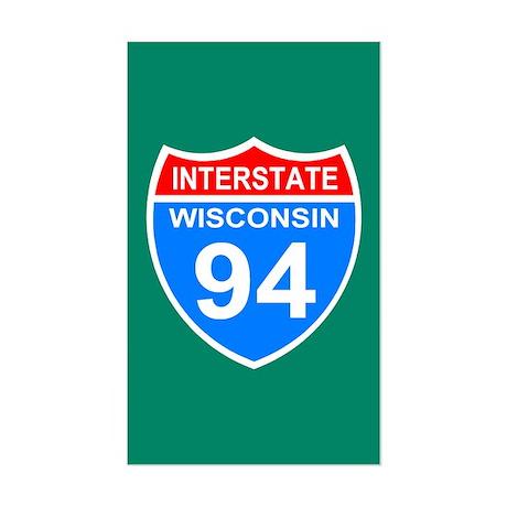 Interstate 94<BR> Sticker 2