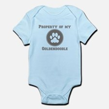 Property Of My Goldendoodle Body Suit