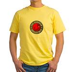Hoboken Monkeyman Yellow T-Shirt