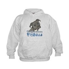 Real Girls Rescue Pitbulls Hoodie