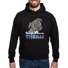 Real Girls Rescue Pitbulls Hoodie
