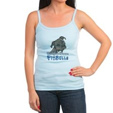 Real Girls Rescue Pitbulls Tank Top