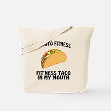Cute Tacos Tote Bag