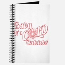Baby Its COLD Journal