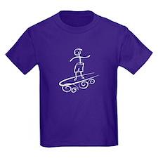 Stick Surfer T