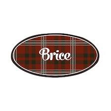 Brice Tartan Patches
