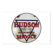 Hudson Service Sign Postcards (Package Of 8)