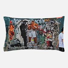 A Conflict of Interests…Graffiti Art Pillow Case