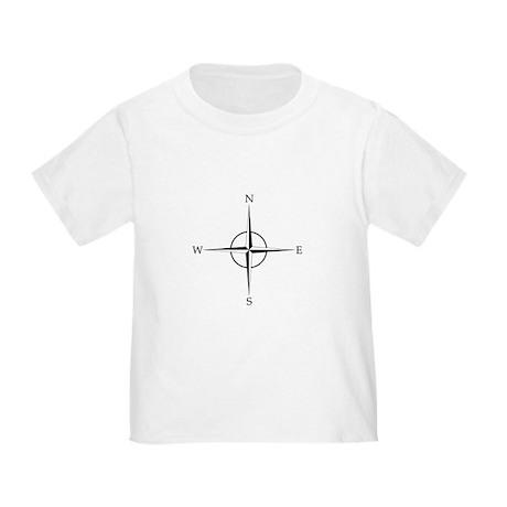 Compass Rose Toddler T-Shirt