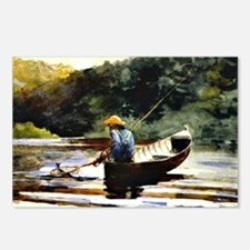 Winslow Homer - Boy Fishi Postcards (Package of 8)