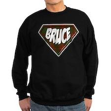 Bruce Superhero Sweatshirt